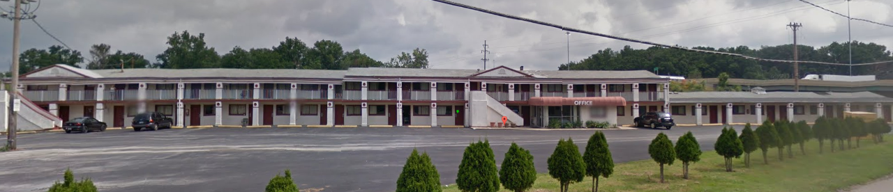 The Motel 9 in Elyria, Ohio