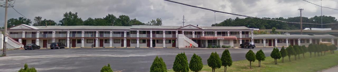 The Motel 9 in Elyria, Ohio