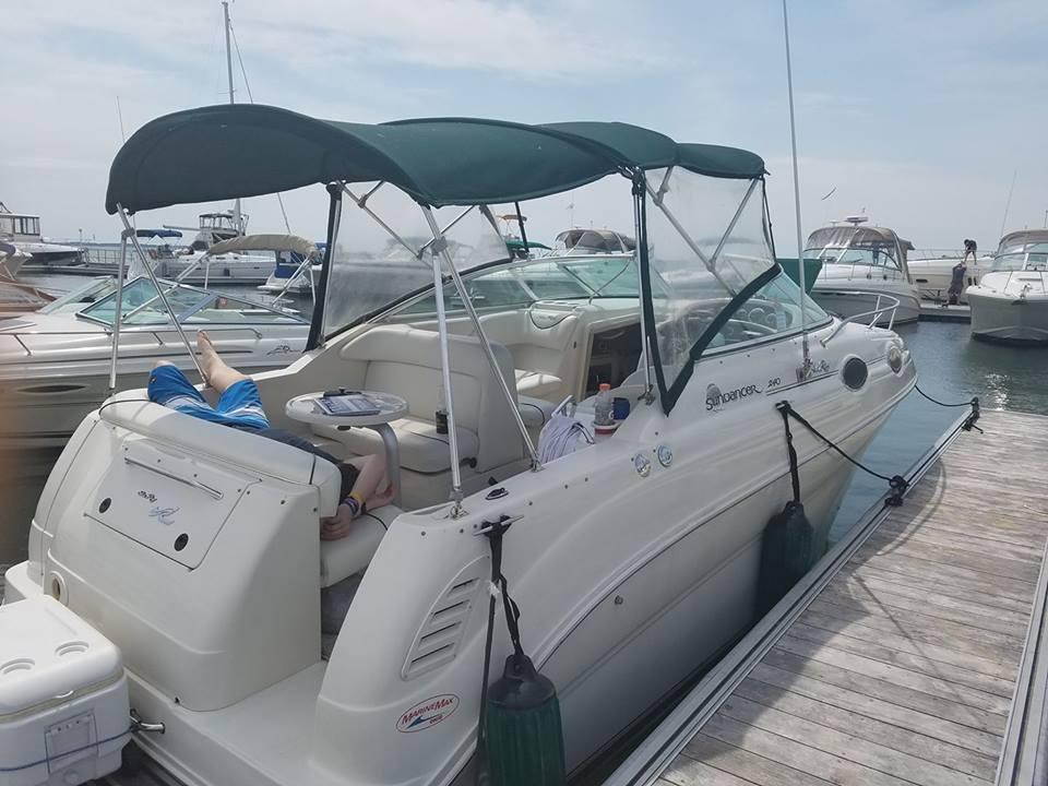 Dwayne's Boat