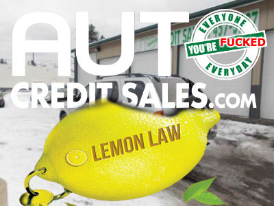 Auto Credit Sales >> Auto Credit Sales Exposed Lemon S Lemon S More Lemon S