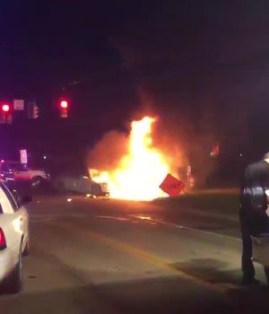 elyria fiery crash