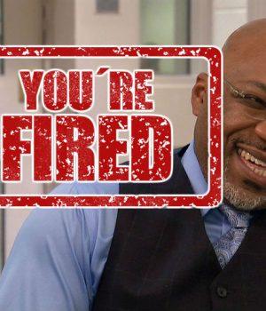 warden fired