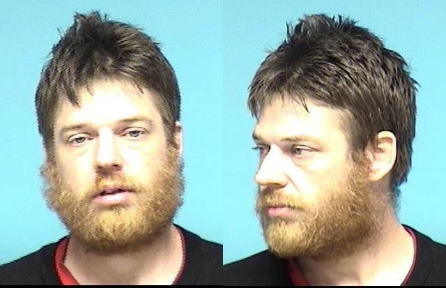 Joshua Stout - Locked up for Disturbing the Peace & Contempt
